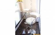 Квартира-студия с мебелью и евроремонтом