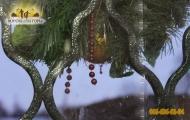 Новогодний ЖК Воробьевы Горы