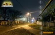 вечерние освещение фото