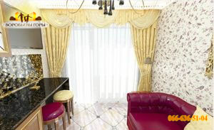 Варианты дизайна и расстановки мебели