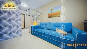 Купить квартиру-студию в рассрочку